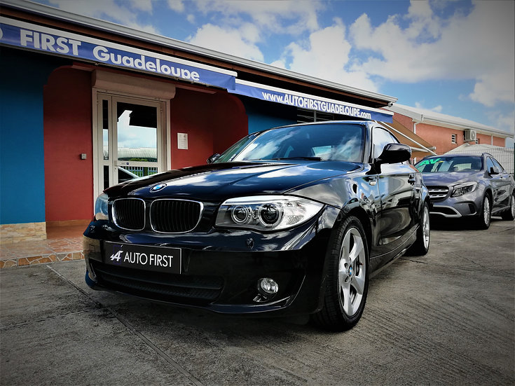 BMW Série 1Coupé sport