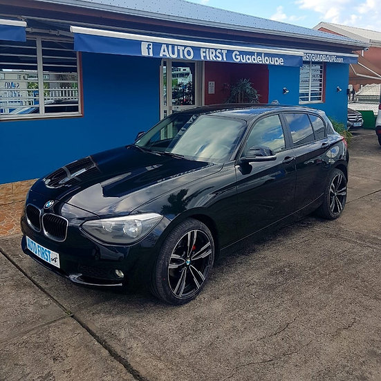 BMW Serie 1 II 116 CV Diesel 5 portes Business
