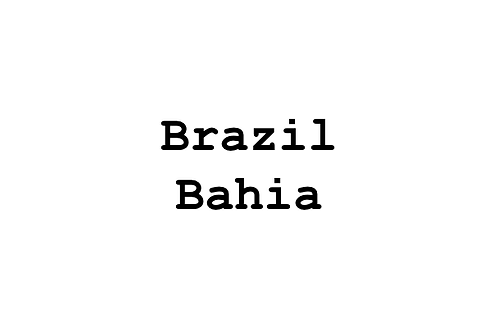 Brazil Bahia