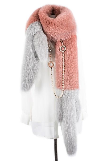 fox loop luxury fur