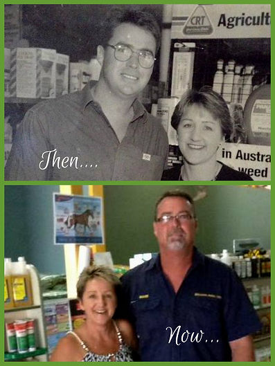 Wauchope Rural Centre owners Mark and Lisa Baker