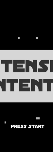 Extension Contention Title Screen