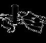 ברוטליזם בארכיטקטורה אנדרטת חטיבת הנגב, דני קראוון,  באר שבע עיבוד: עומרי עוז אמר