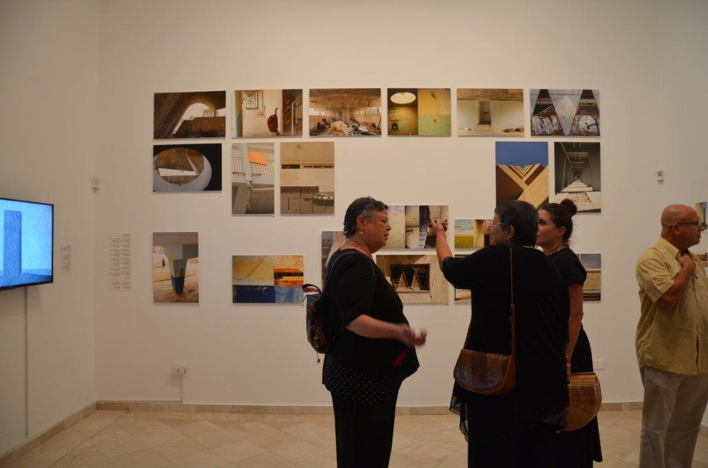 .תמונות מפתיחת התערוכה