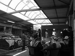 השוק העירוני על שם עזרא דבי