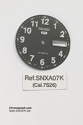 SNXA07K dial