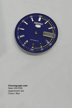 SNK399K dial