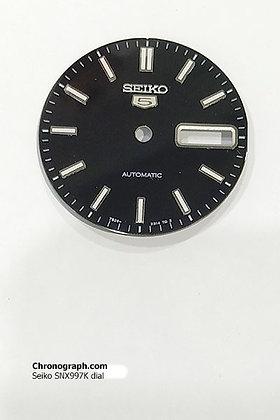 SNX997K dial