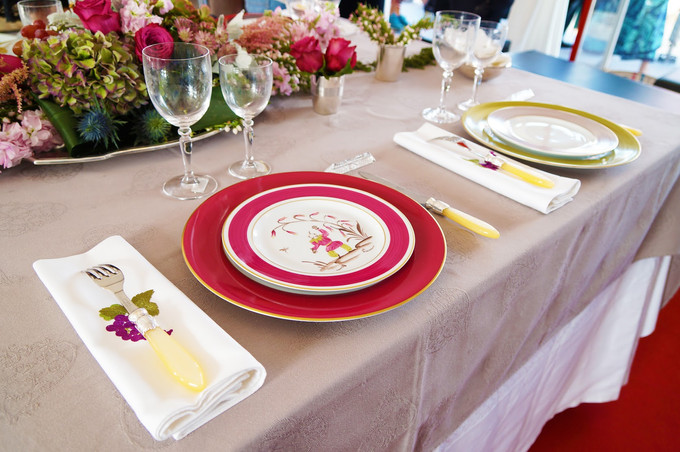 An Invitation to the Art of French-Style Table Setting
