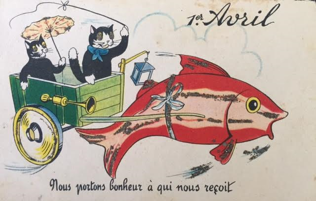 April's Fool à la Française
