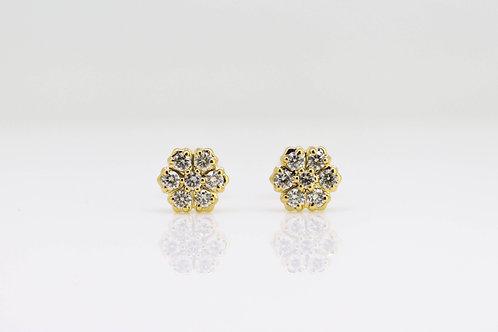 Minimal Diamond studs