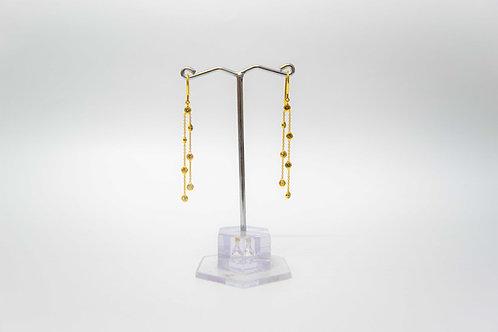 Freestyle Diamond drop Earrings