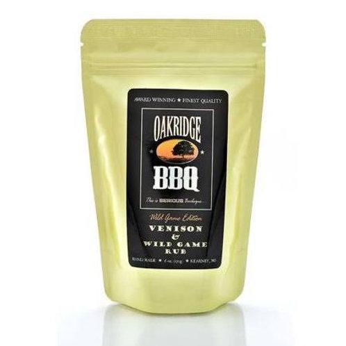 Oakridge BBQ Venison & Wild Game Rub