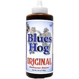 Blues Hog Original BBQ Sauce Squeeze Bottle
