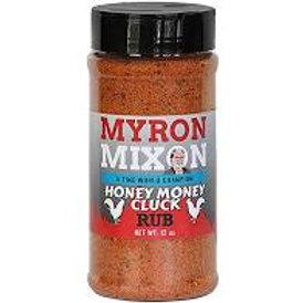 Myron Mixion Honey Money Cluck Rub 12oz
