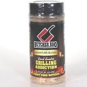 Butcher BBQ Grilling Addiction