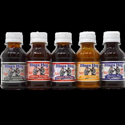 Blues Hog BBQ Sauce Sample 5Pk