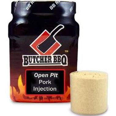 Butcher BBQ Open Pit Pork Injection