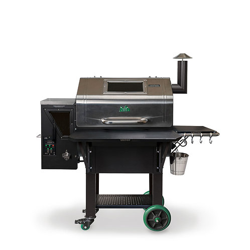 Green Mountain Grill Danial Boone Prime + Stainless Steel/ Ledge SS