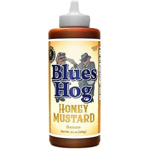 Blues Hog Honey Mustard Squeeze Bottle
