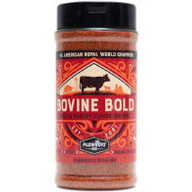 Plowboys BBQ Bovine Bold