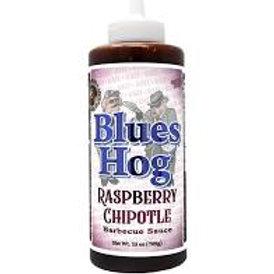 Blues Hog Raspberry Chipotle  BBQ Sauce Squeeze Bottle