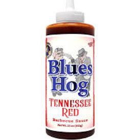 Blues Hog Tennessee Red BBQ Sauce Squeeze Bottle