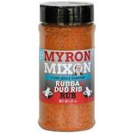 Myron Mixon Rubba Dub Rib Rub 12oz