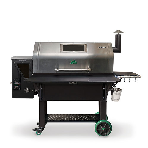 Green Mountain Grill Jim Bowie Stainless Steel / Peak SS