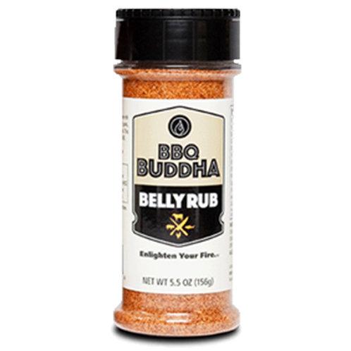 BBQ Buddha Belly Rub