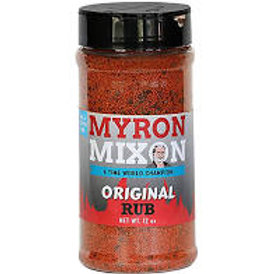 Myron Mixon Original Rub 12oz
