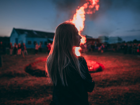 New Moon Update: Stand in the Fire