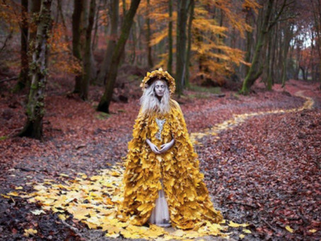 Mabon Blessings: Clearing + Creating Space for New Adventures
