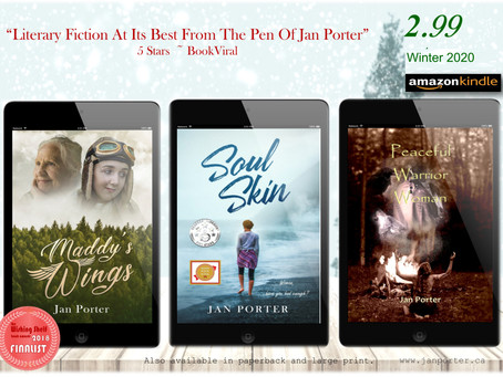 Winter ebook SALE 2020