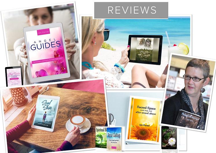 Award-winning books Review Banner Jan Po
