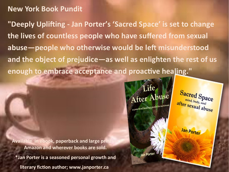 #5star #mustreads #healing #recovery #ebookdeals $2.99 ~ Sacred Space and Life After Abuse