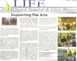 Fundraiser for the Arts