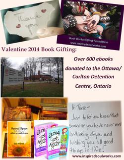 Book Gifting '14