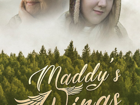 Whoot! Maddy's Wings, nominated for the Kindle #StorytellerUK2018 Award