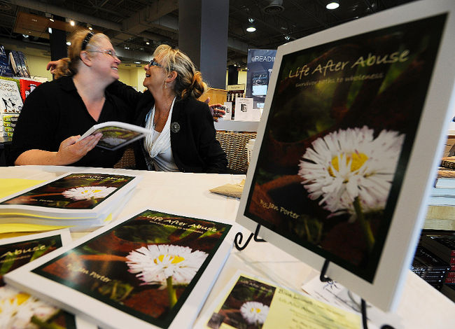 Life After Abuse launch