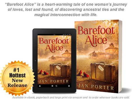 "NEW Release ""Barefoot Alice"""