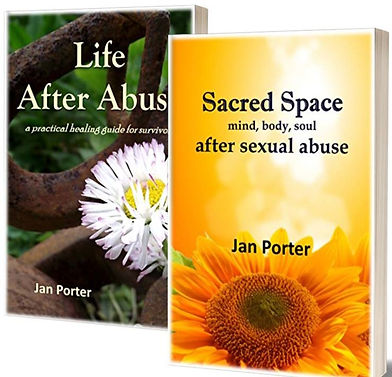 Life After Abuse & Sacred Space by Jan P