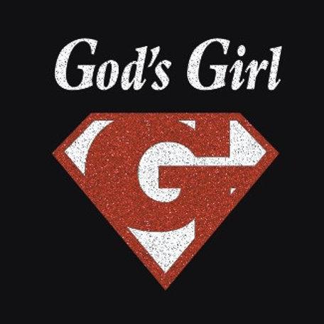 GLITTER GOD'S GIRL