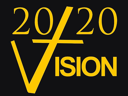 2020 VISION GOLD VINYL