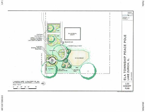 Ela Park site plan - overview - final032