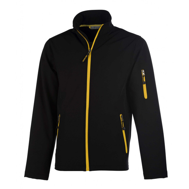 Veste soft-shell homme 3 couches