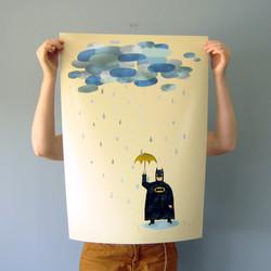 batman 50x70