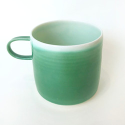 grønn kopp