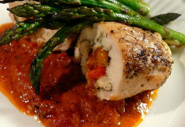 Chicken Valentino
