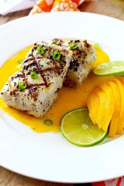 Mango Swordfish